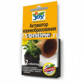 Активатор корнеобразования для растений JOY, 2 таблетки