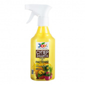 Эликсир JOY Антистресс для растений супер защита, 400 мл