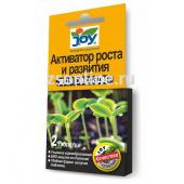 Активатор роста и развития для рассады JOY, 2 таблетки
