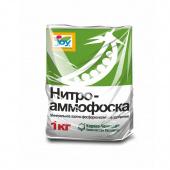 Удобрение JOY нитроаммофоска, 1 кг